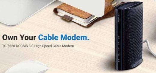 tp-link tc-7620 cable modem