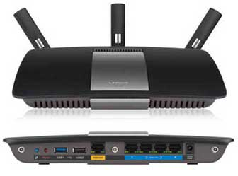 Linksys Wireless AC1900 router